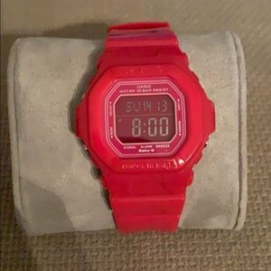 Baby-G Shock watch
